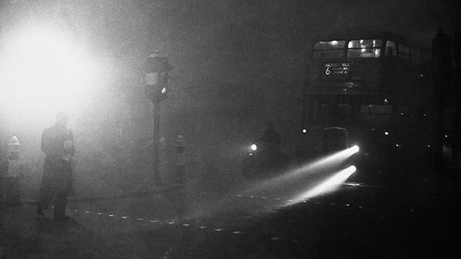 smog of london